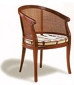 Butaca Fricka - Butacas y Orejeros Clásicos - Muebles Clásicos
