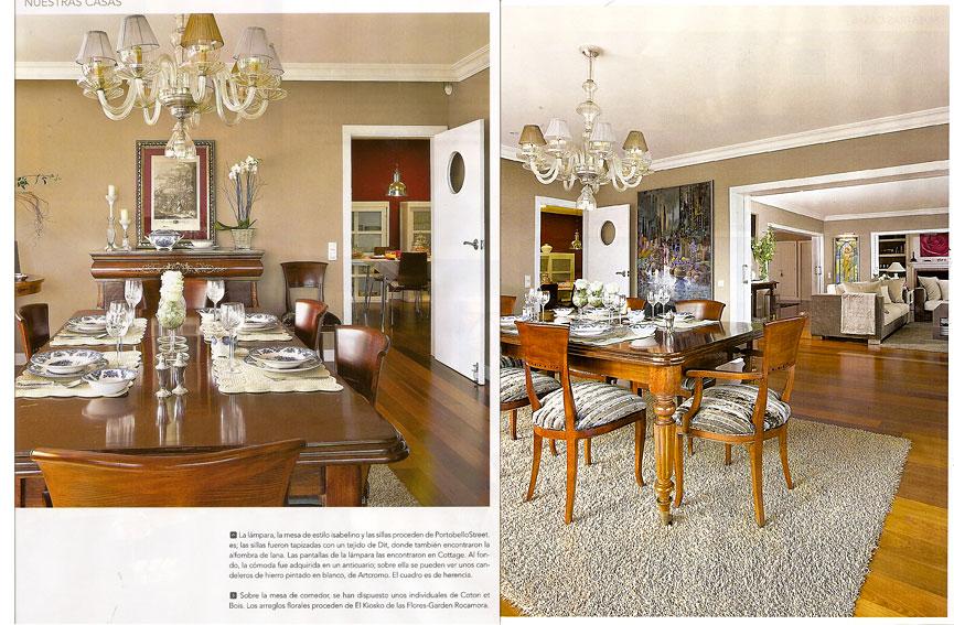 Revista casa y jard n febrero 2010 p gina 50 y 51 for Casa y jardin revista