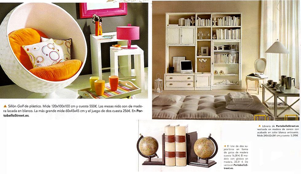 En revista casa y jard n abril 2010 for Casa y jardin revista pdf