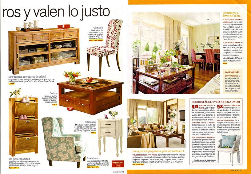 Casas de revista compartir en with casas de revista sus for Casa y jardin revista