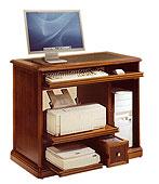 Mueble de ordenador hall clásico