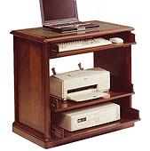 Mueble CPU Torre Horizontal clásico