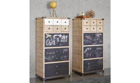 Mueble auxiliar industrial Dyker