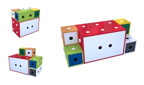 Cómoda modular David Colors