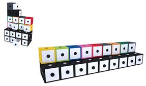 Zapatero modular Gus Gus Colors