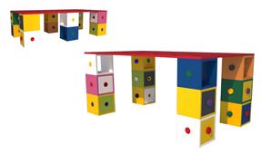 mesa modular marty