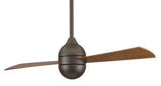 Ventilador de techo ORBIT bronze