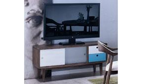 Mueble tv vintage Barnes