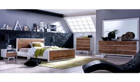 Dormitorio vintage Freda