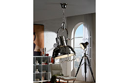 Lámpara de techo foco estudio