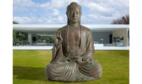 Buddha grande sentado