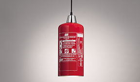 Lámpara de techo Fire
