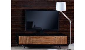 Mueble tv 2 puertas vintage Maze