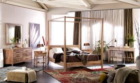 Dormitorio vintage Lyra