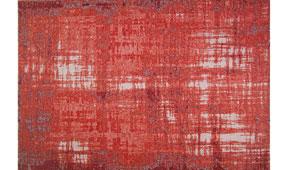 Alfombra antik Chenille Red - Alfombras de Hilo - Objetos de Decoración