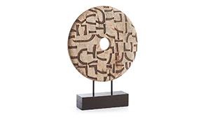 Ovalo madera Kenzy