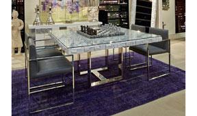 Mesa de comedor moderna Atlantic