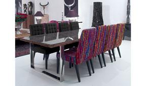 Mesa de comedor moderna Seducti