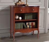 Librería pequeña clásica Cesile - Librerías Clásicas - Muebles Clásicos