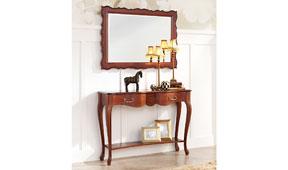 Espejo clásica Castira