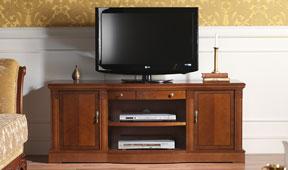 Mueble tv clásico Ivry