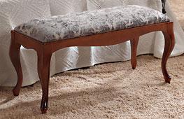 Pie de cama clásico Ciro - Pies de cama clásicos - Muebles Clásicos