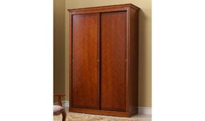 Armario 2 puertas clásico Filadeo