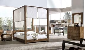 Dormitorio vintage Lamba