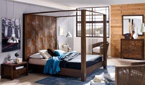 Dormitorio vintage Neus