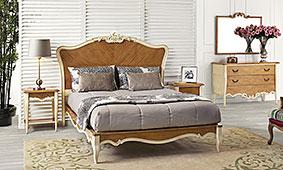 Dormitorio clásico Baroque
