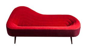 Sofá moderno Isobar