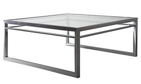 Mesa de centro acero space2 - Mesas de Centro de Diseño - Muebles de Diseño