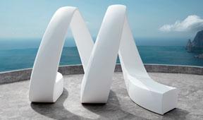Escultura de jardín Rius