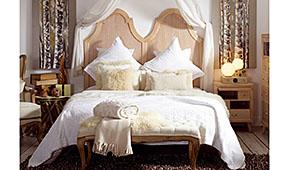 Cabecero Vintage Bromo duplo - Cabeceros y Camas Vintage de madera - Muebles Vintage