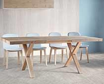 Mesa comedor extens Nordic Copenhague