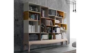 Librería moderna Kubus
