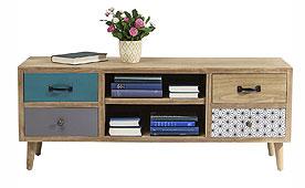 Mueble TV Capri - Muebles de Tv Vintage - Muebles Vintage