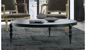 Mesa de centro redonda moderna Neutria - Mesas de Centro de Diseño - Muebles de Diseño