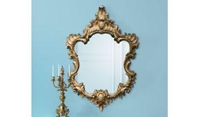 Espejo moderno Baroque