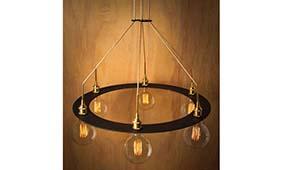 Lámpara de techo HEAVY