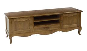 Mueble tv 2 puertas vintage Metaire