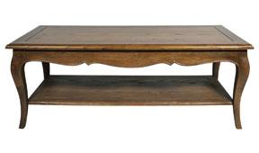 Mesa de centro elevable vintage Metaire
