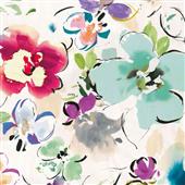 Cuadro canvas floral funk II - Cuadros serigrafiados - Objetos de Decoración
