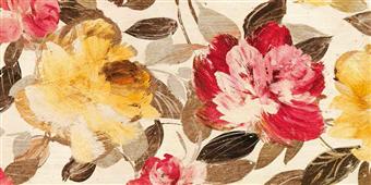 Cuadro canvas flores velvet flowers