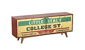 Aparador Little Italy College St.