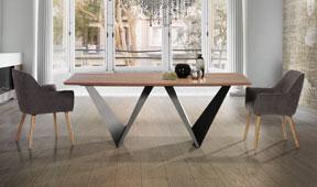 Mesa de comedor industrial Ordesa - Mesas de Comedor Vintage - Muebles Vintage