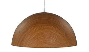 Lámpara de techo grande redonda Abisal