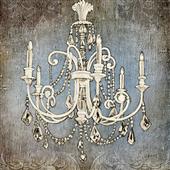 Cuadro canvas figurativo luxurious lights II