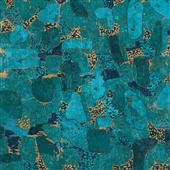 Cuadro canvas turquoise - Cuadros serigrafiados - Objetos de Decoración