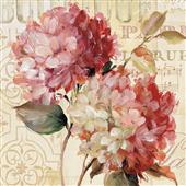 Cuadro canvas flores harmonius V